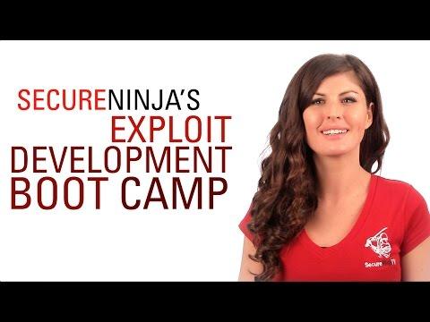 Exploit Development Boot Camp