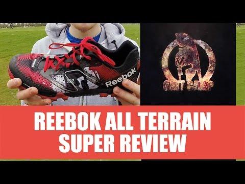 44022742e66242 Reebok All Terrain Super OCR Shoe Review - YouTube