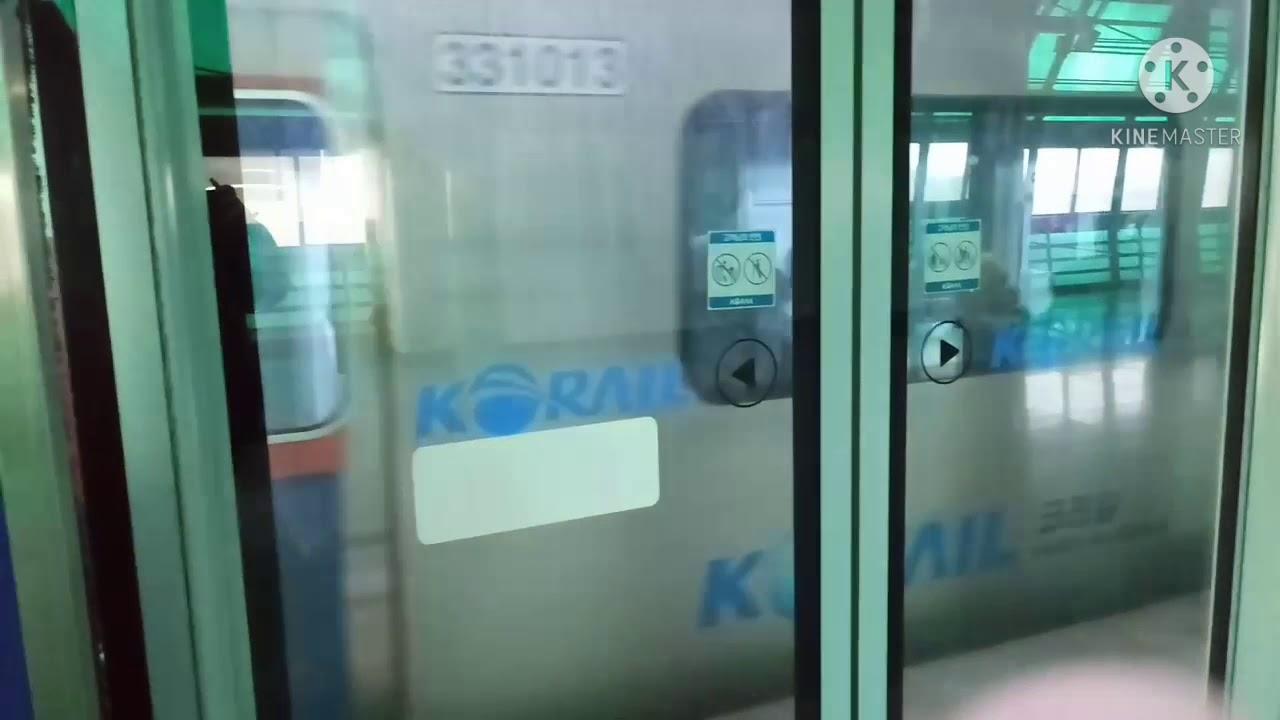 지하철 경의중앙선 슬로우모션 Slow motion on the Gyeongui-Jungang Line