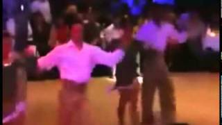 Boogaloo & Fast Cali Style Salsa Dance
