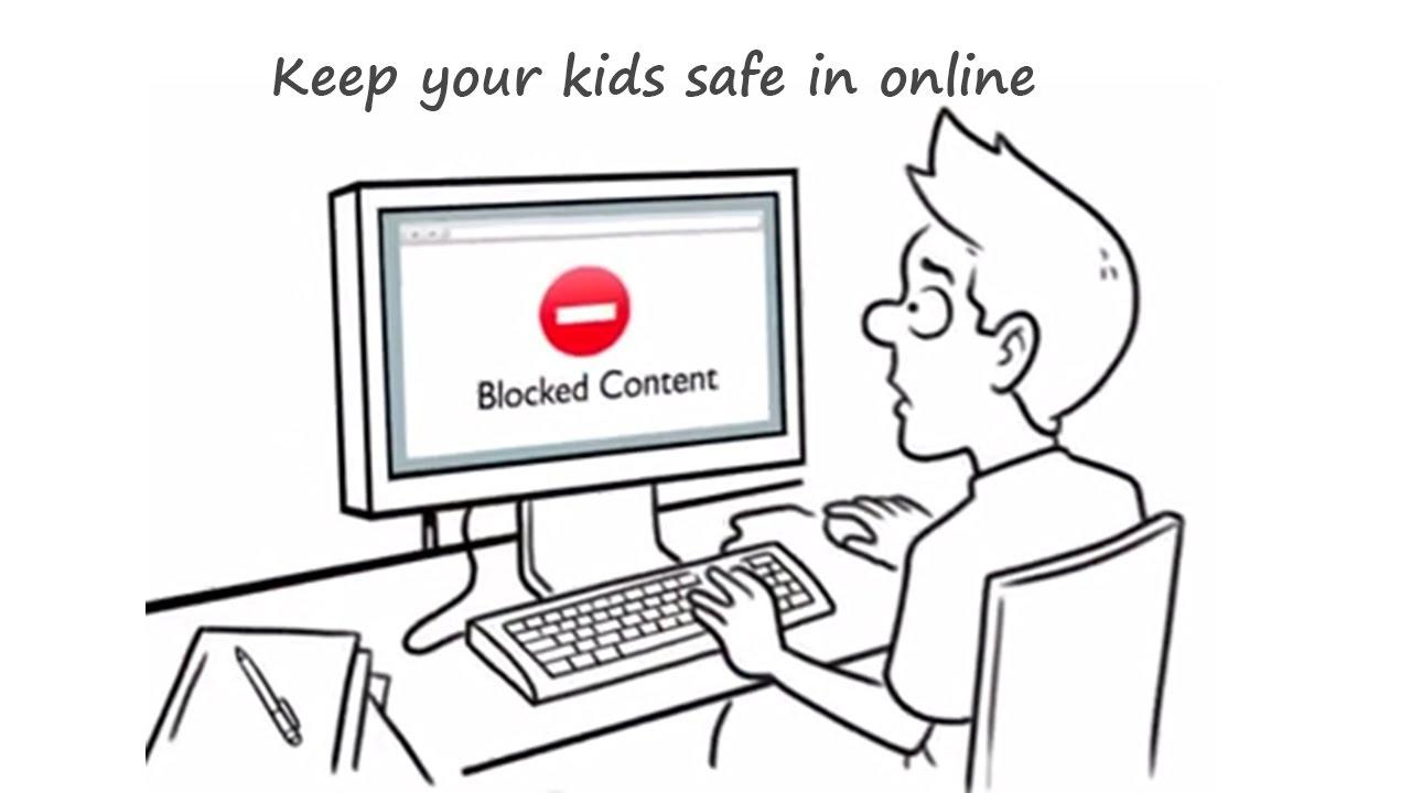 Safe internet browsing free parental control software for