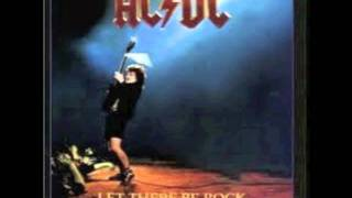 AC/DC -Walk All Over You (Live In Paris)