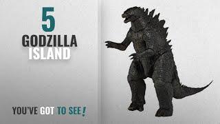 """Top 10 Godzilla Island [2018]: NECA Godzilla - 12"""" Head to Tail """"Modern Godzilla"""" Action Figure -"""