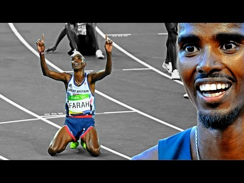Best of Mo Farah ● Runner of the Year | Tribute HD