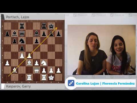 Ajedrez De Ataque: Garry Kasparov - Lajos Portisch