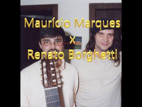 Setima no Pontal Mauricio Marques e Renato Borghetti