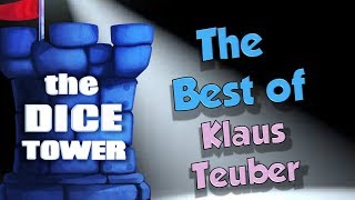 Best of Designers: Klaus Teuber