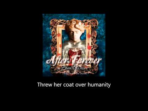 After Forever - Yield to Temptation (Lyrics)