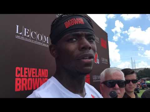 Browns WR Josh Gordon