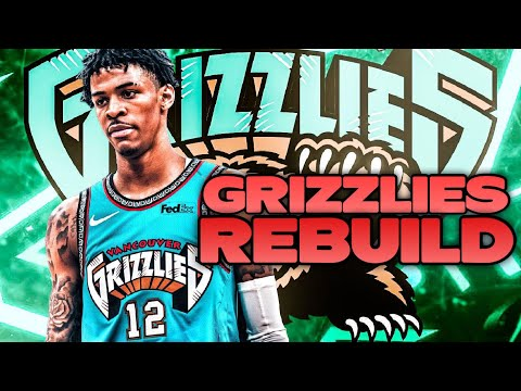 DEADLY 1-2 PUNCH! REBUILDING THE MEMPHIS GRIZZLIES! NBA 2K20