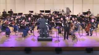 American Trombone Workshop Orchestra Concert