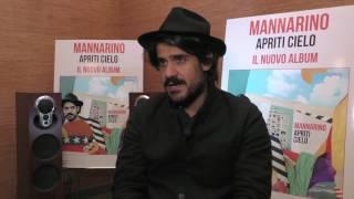 """Mannarino parla del suo nuovo album """"Apriti cielo"""""""