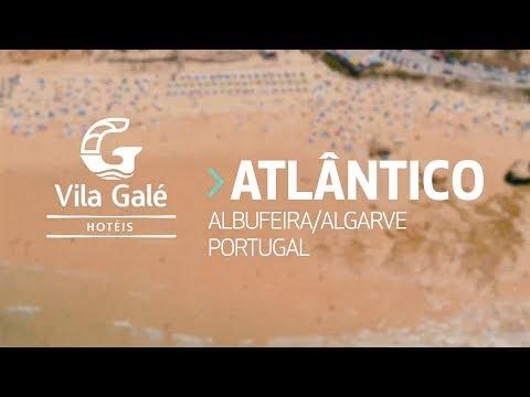 Hotel Vila Galé Atlântico - Albufeira - Algarve