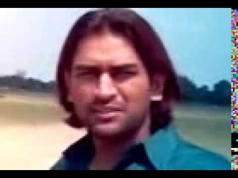 Mahendra Singh Dhoni Very very funny RARE Video( Warning 18+ galiya :P  )