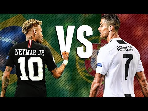 Neymar Jr vs Cristiano Ronaldo ● The Battle Of The Left Wingers 2019 thumbnail
