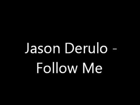 Hardwell ft. Jason Derulo -  Follow Me (Lyrics)