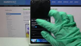 How to Download and Apply Animated Wallpaper on SAMSUNG Galaxy A22 – Magic Fluids