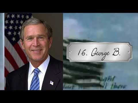 Ranking All 43 US Presidents Based On Looks