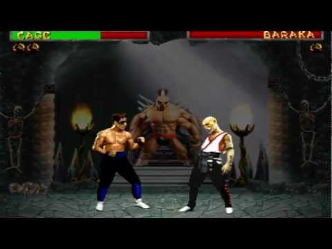 Johnny Cage MK9 Fatality - And the Winner Is (MK2 Style)