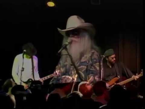 "LEON RUSSELL ""Hard Rain's A Gonna Fall"" Live - Greensboro, NC 2008 (Multi Camera)"