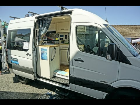 Hymer Sunlight Van One V1 Review Part 2 Doovi