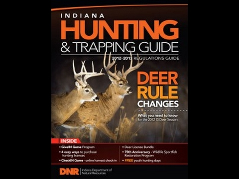 HB1231 Revision: HB1415, Indiana *UPDATING* Rifle Calibers For Deer Hunting