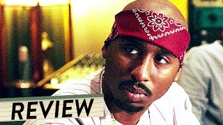 ALL EYEZ ON ME Trailer Deutsch German & Review, Kritik (HD) | TUPAC Film 2017