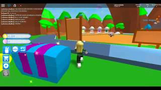 Playing Gold-With Salome(ROBLOX)