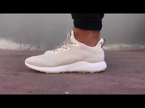 huge selection of 4d25d 9cc3f adidas Alphabounce White | Cosmos Sport