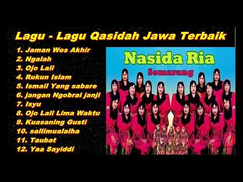 Kumpulan Lagu Qasidah Jawa  Terpopuler