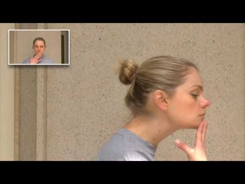 DVBIC Video: Stretches to Help with Neck Pain after Concussion