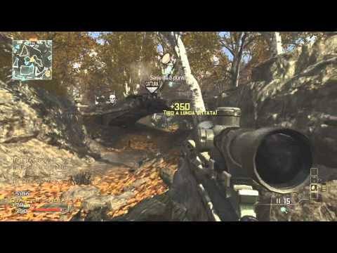 Triple Kill MSR on Liberation - AMAZING