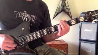 Lamb of God - Descending Guitar Cover
