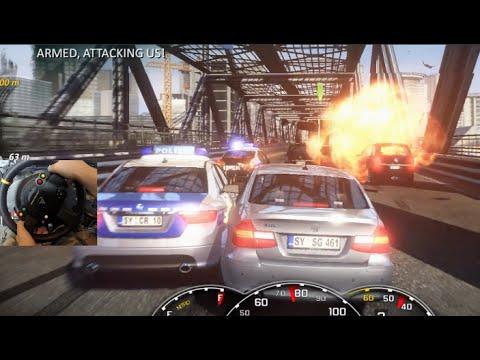 Прохождение игры  в Crash Time 4.The Syndicate №1 (Авария на автобане)