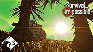 Survival Impossible - The arboretum begins #42 - Space Engineers Hardcore Survival