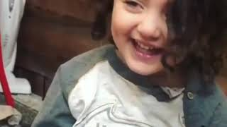Cute baby smile if u see cant forget