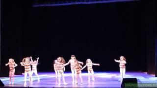"""Ансамбль современного танца """"Галас"""" - Бродяги"""