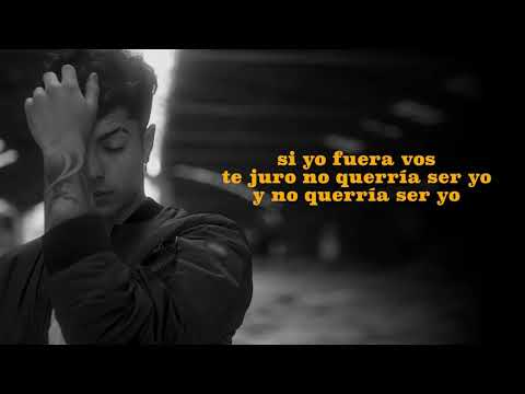 Naim Darrechi - Ser Yo (LETRA)