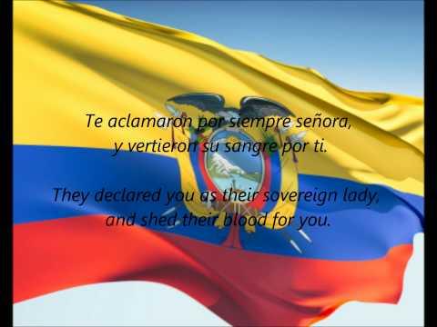 Ecuadorian National Anthem -