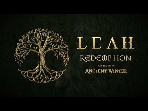 LEAH 'Redemption' Official Lyric Video from 'Ancient Winter' Celtic Medieval Holiday Album