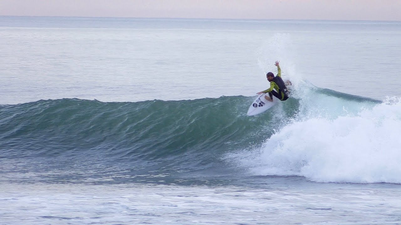 "Rincon surfing session from ""The Niño"" (Part 1)"