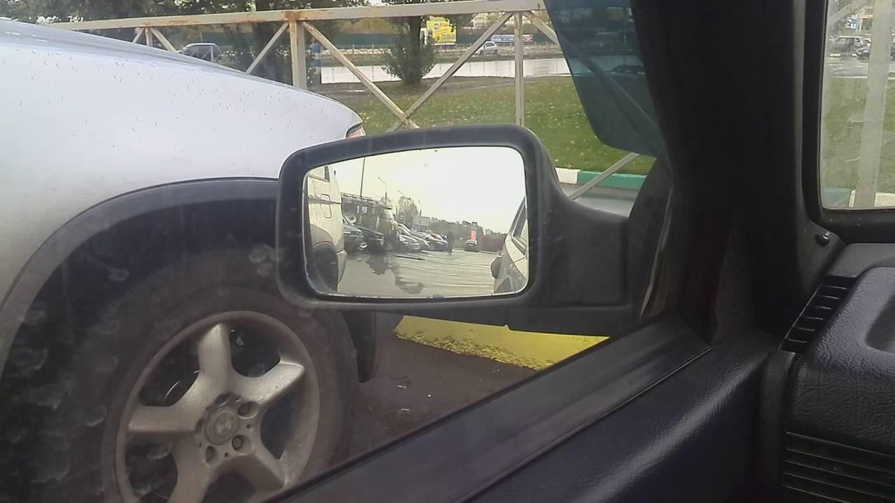Зеркало заднего вида с LCD-монитором и камерой в ВАЗ 2114. Видео .