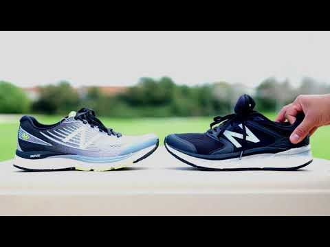 New Balance 880v8 - First Look Review - YouTube
