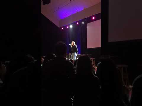 """How to Disappear"" by Lana Del Rey @ Ally Coalition Talent Show Mp3"