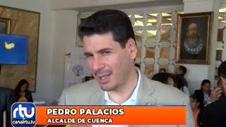 alcalde de Cuenca se encuentran  buscando un acuerdo con la empresa ALSTOM