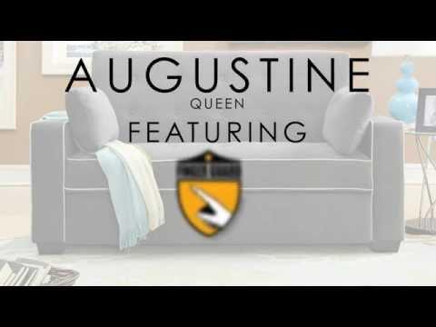 Serta Dream Convertibles Augustine, Serta Augustine Sofa Bed Queen