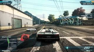 NFS Most Wanted 2012 - Ultimate Speed Pack (dlc) - 1080p