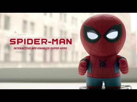 Sphero - Spider-Man Interactive App-Enabled Super Hero Trailer