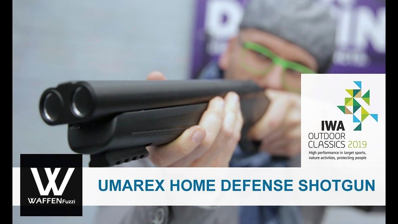 Home Defense Shotgun Hds Umarex Iwa 2019 Mit Waffenfuzzi 1