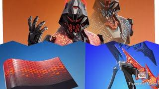 4K Uhd   Fortnite: (Getting Legendary Oppressor Skin, Plasmatic Edge Pickaxe, Angled Fire Wrap)